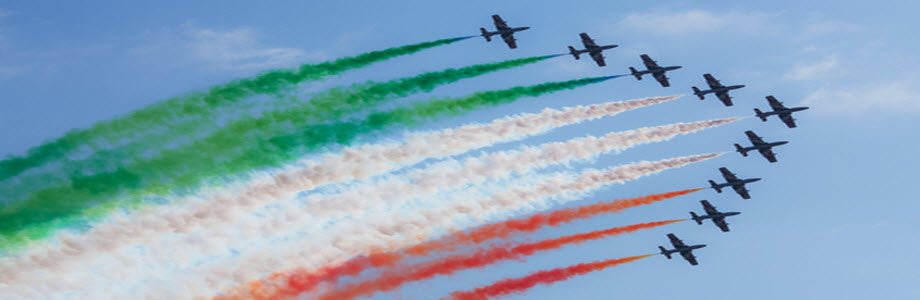 Freccie Tricolori, pride of Italian Civil Aviation