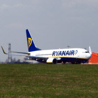 Ryanair Boeing 737