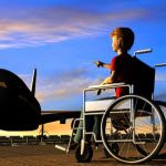 Reduced Mobility Air Travel Report