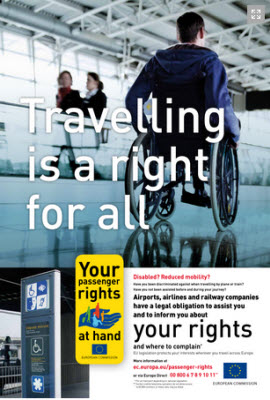 EU Commission Passenger Rights Campaign