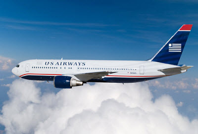 US Airways Boeing 767