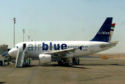 AirBlue airline