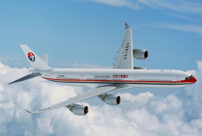China Eastern Airlines Airbus A340