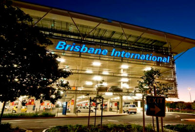 Brisbane Airport car park