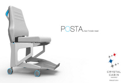 POSTA Seat Transfer Assist