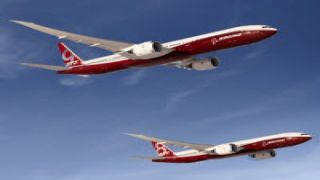Boeing 777X Best Accessible Aircraft Debuts At 2013 Dubai Airshow