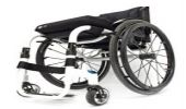 RGK TIGA FX Aircraft Friendly Wheelchair