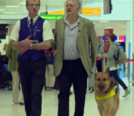 BBC News takes closer look at air travel for disabled people
