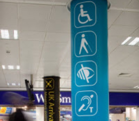Gatwick buys hoists for disabled passengers