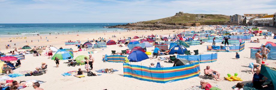 One of the most promising tourist spot for disabled holiday makers is Cornwall.