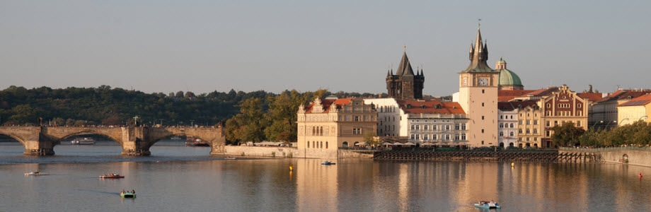 Prague opens its doors to disabled holiday-makers