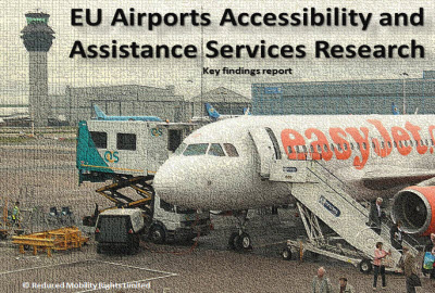 Airport Accessibility Research