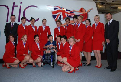 Virgin Atlantic Airways Cabin Crew