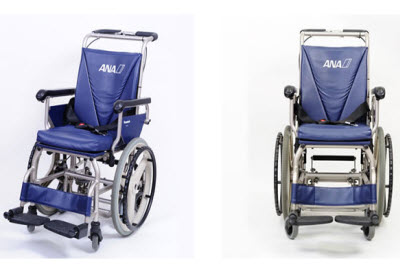 ANA airport wheelchair