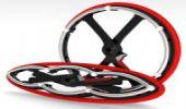 Foldable Wheelchair Wheels Will Make Air Travel Easier