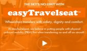 Easyjet makes flying easier for people with complex mobility problems